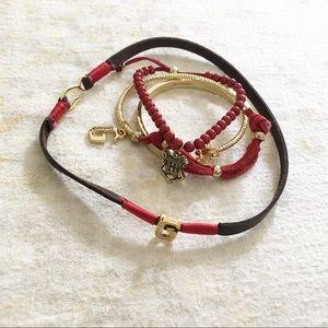 Gryffindor Jewelry Harry Potter Bracelets Choker